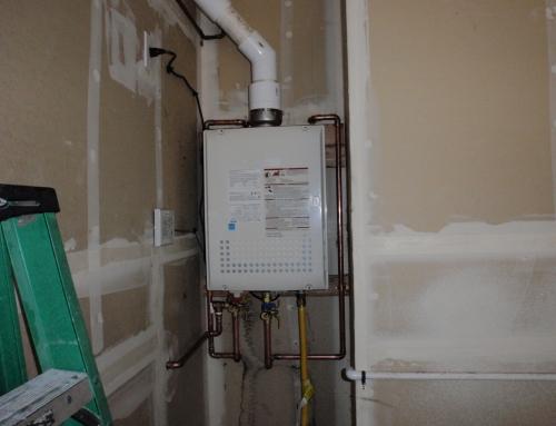 Dual Tankless Water Heater Installation Sacramento