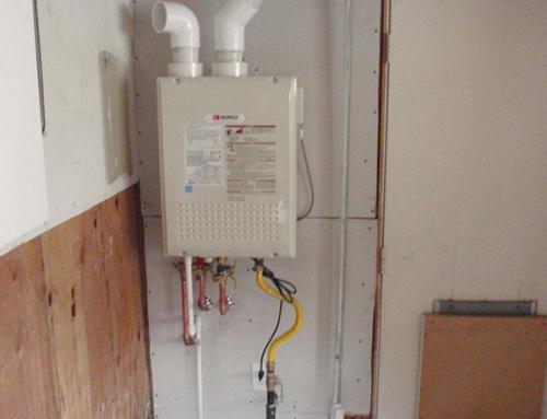 Sacramento Tankless Water Heater Upgrade Totally